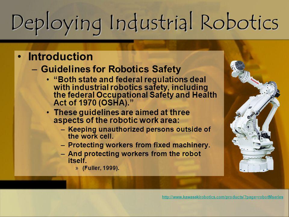 introduction to industrial robotics pdf