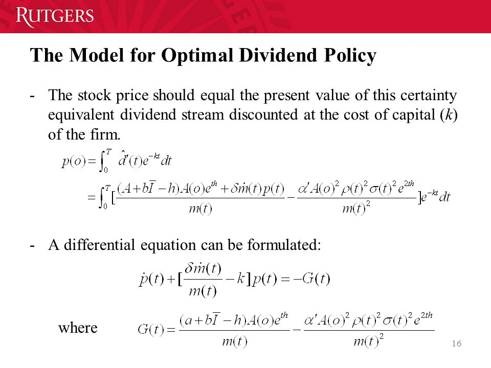 Dividend payout policy behaviour in pakistan
