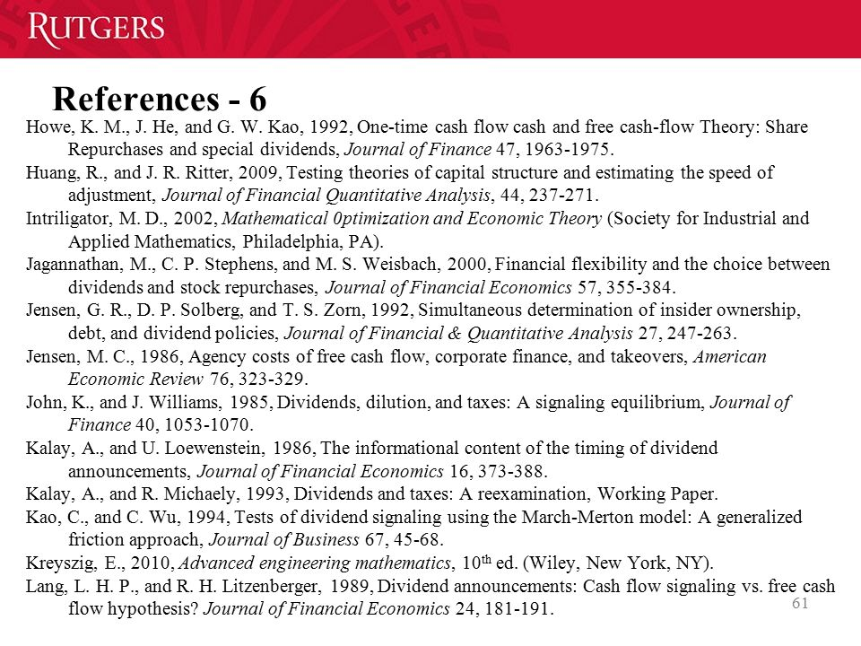 References - 6