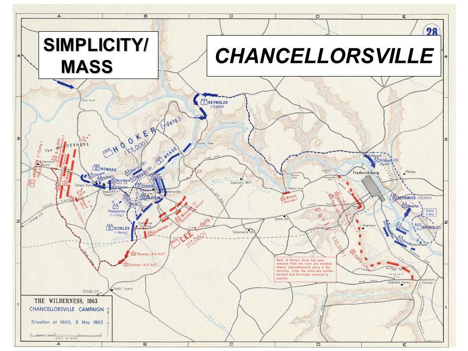SIMPLICITY/ MASS CHANCELLORSVILLE