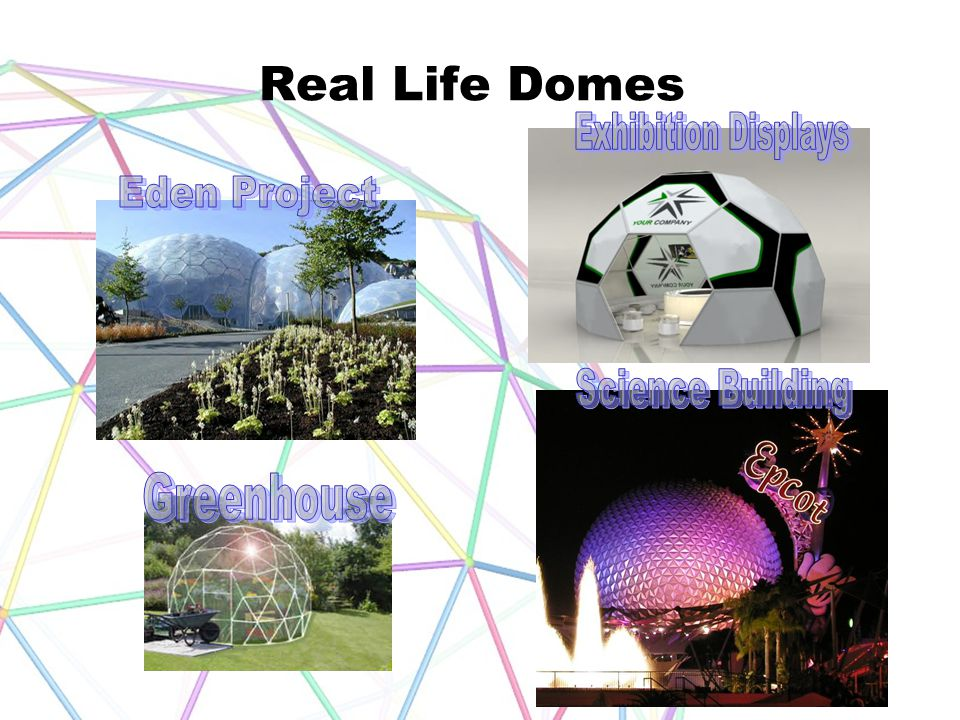 Real Life Domes Exhibition Displays Eden Project Science Building