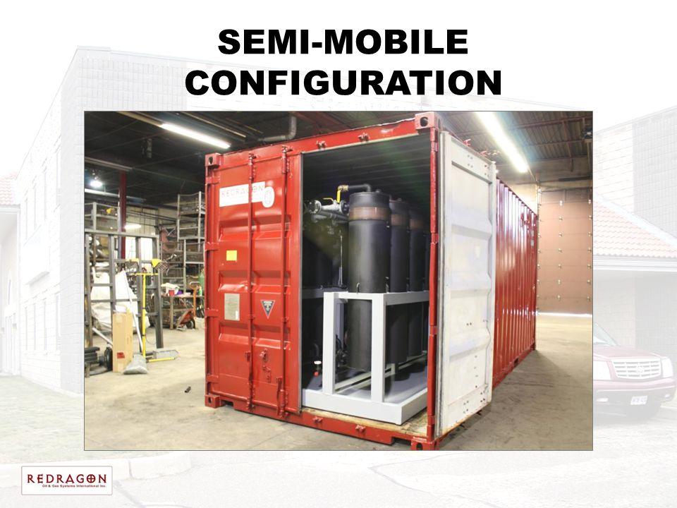 SEMI-MOBILE CONFIGURATION
