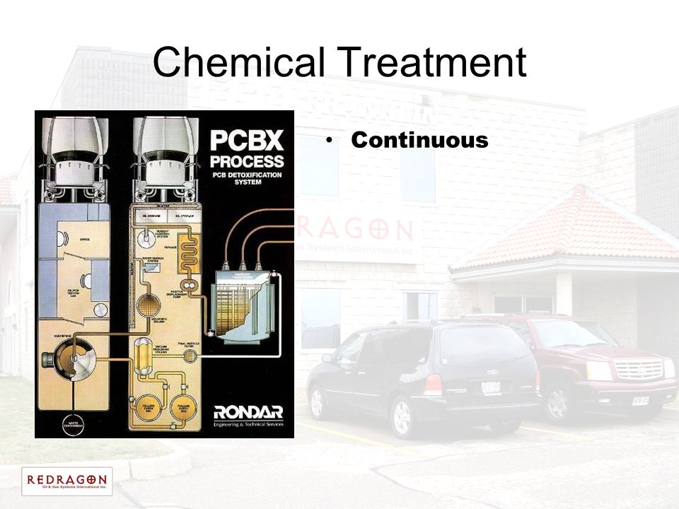Chemical Treatment Continuous
