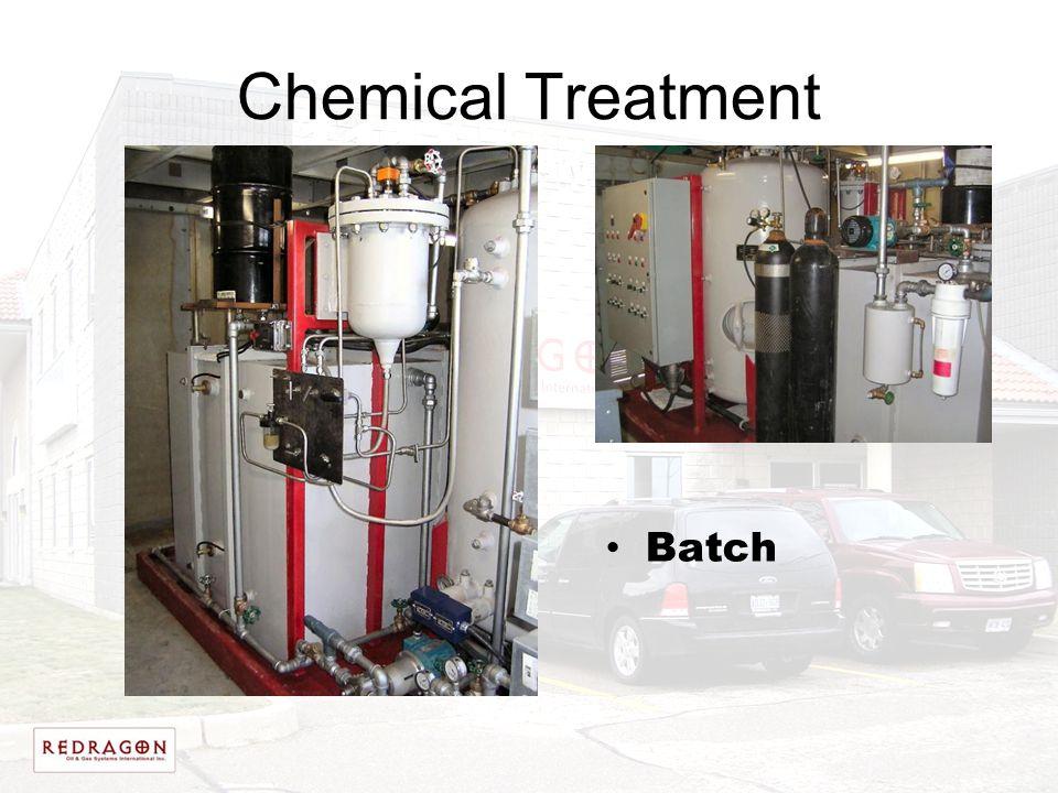 Chemical Treatment Batch