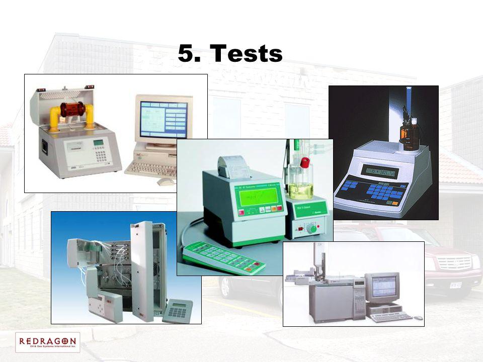 5. Tests