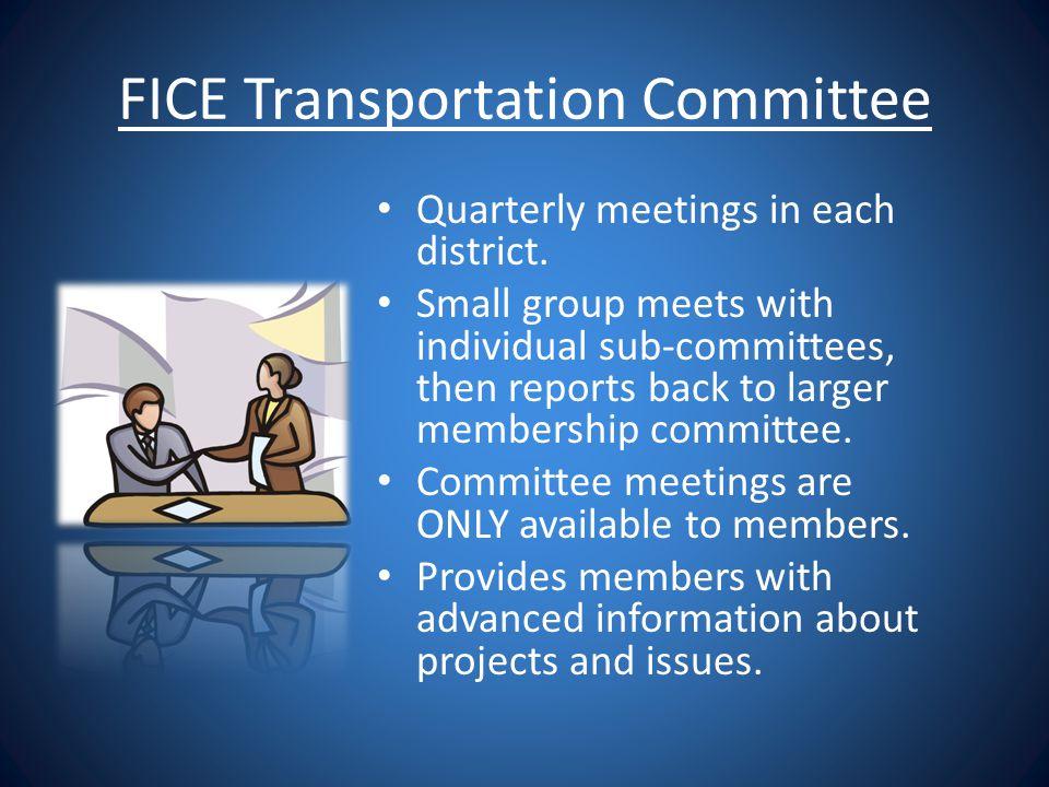 FICE Transportation Committee