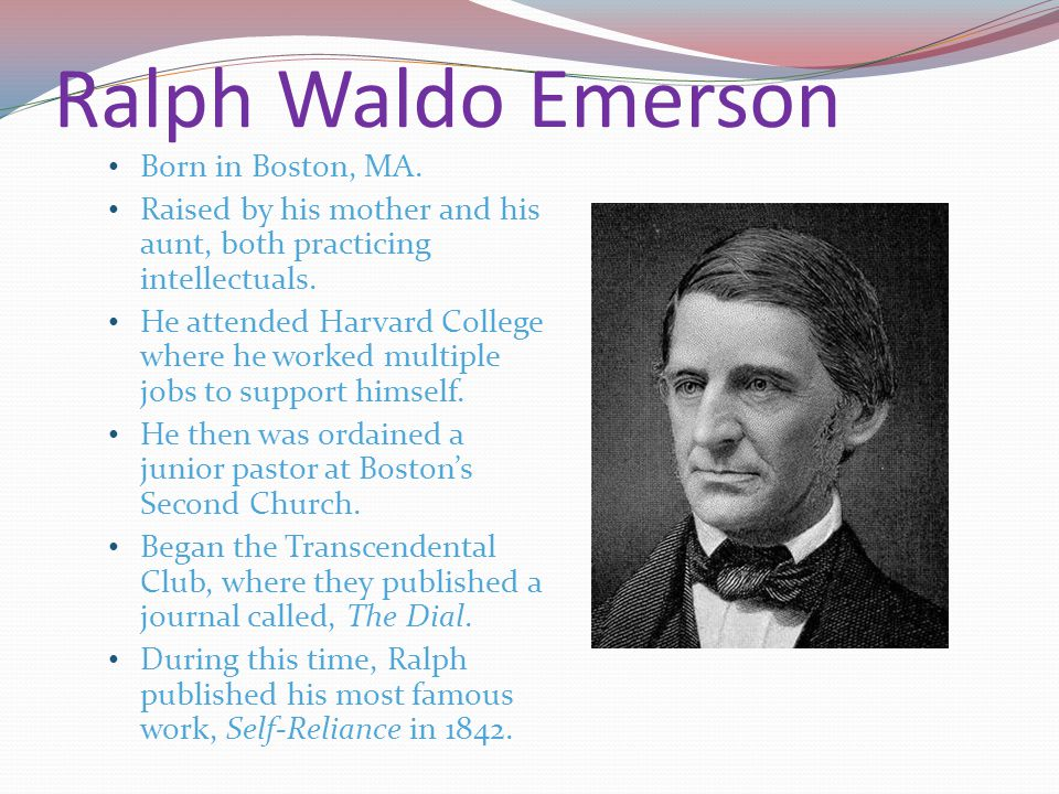 essay fate ralph waldo emerson Ralph waldo emerson essay summaries university essay introduction example his actions in this chapter on importance of your essay fate opens the complete summary.