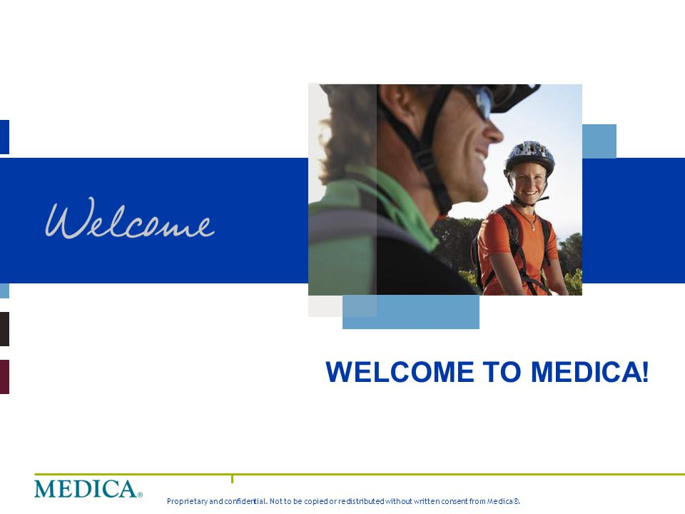 WELCOME TO MEDICA!