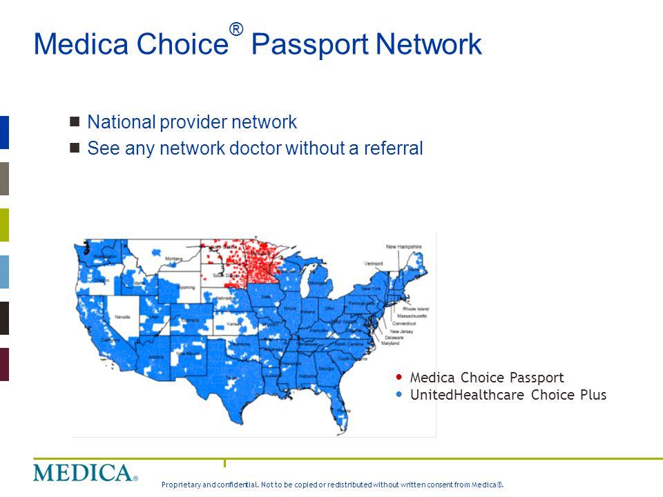 Medica Choice® Passport Network