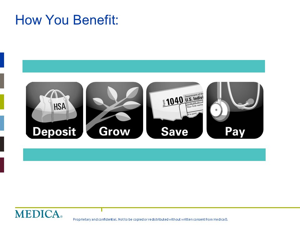 How You Benefit: