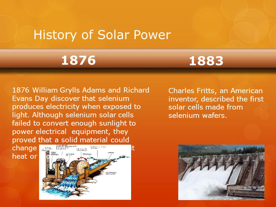 History of Solar Power 7th Century BC 2nd Century BC