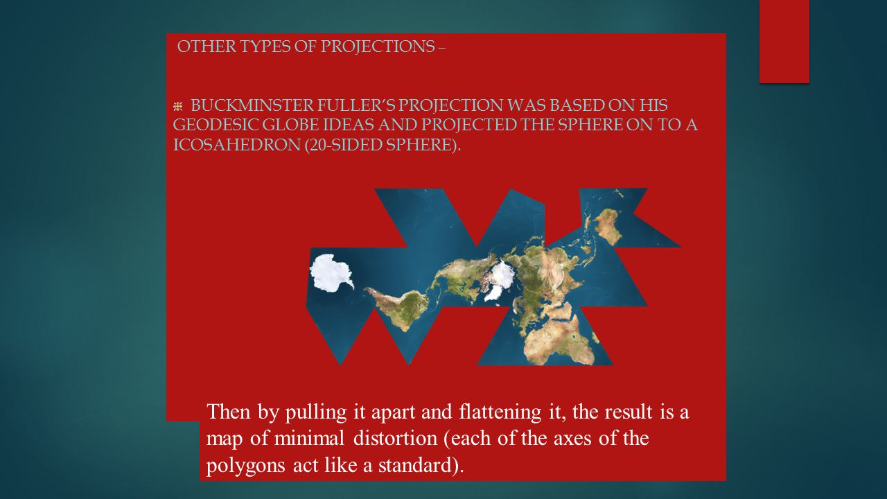 Other Types of Projections –