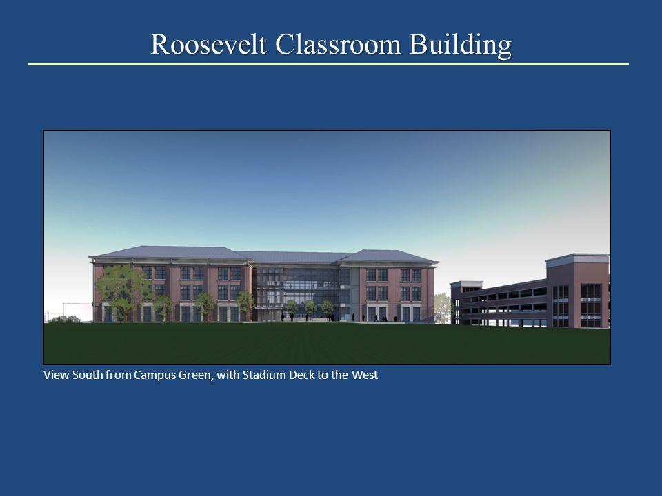 Roosevelt Classroom Building