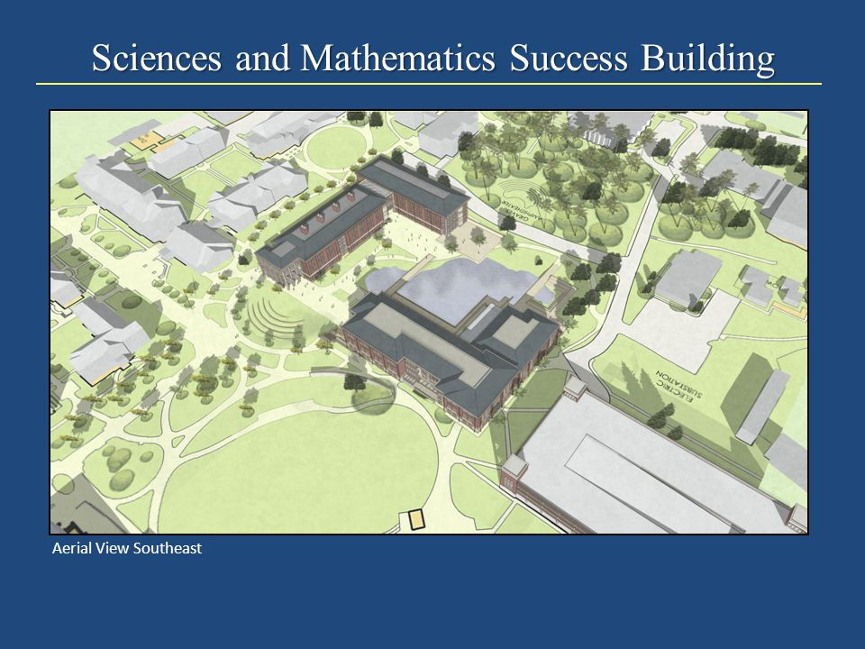 Sciences and Mathematics Success Building
