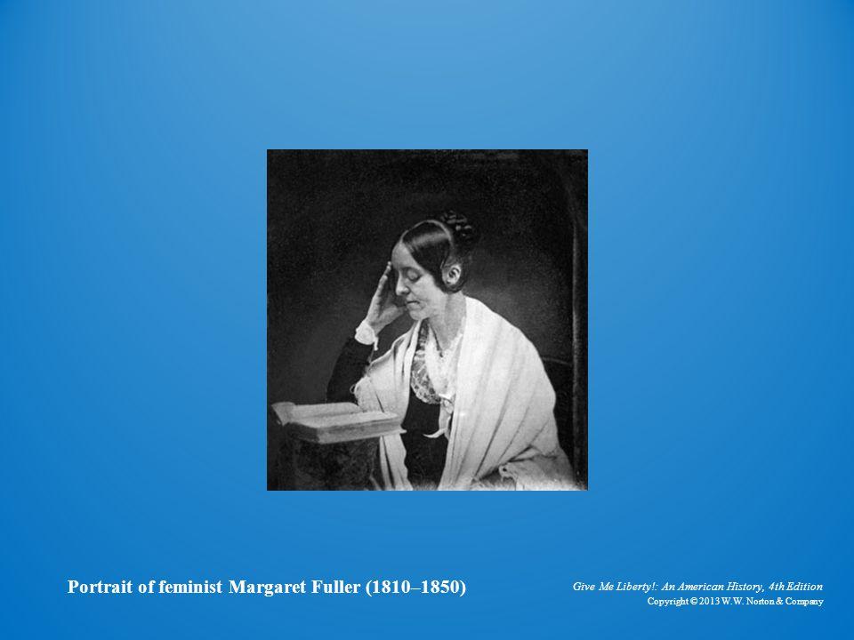 Portrait of Margaret Fuller