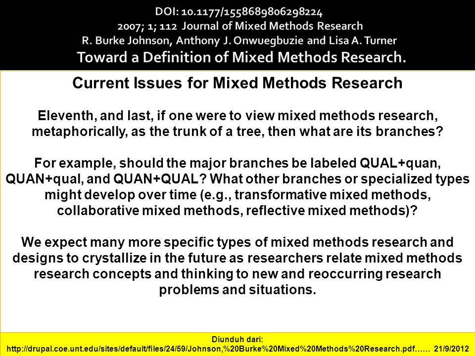 research methods for inexperienced researchers pdf