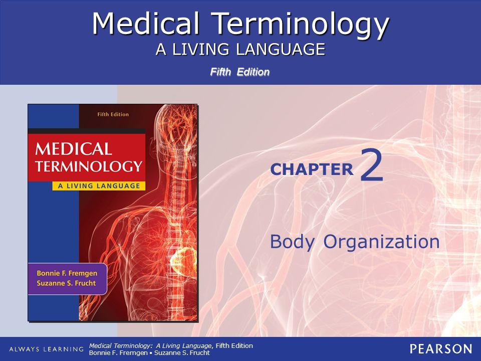 2 Body Organization