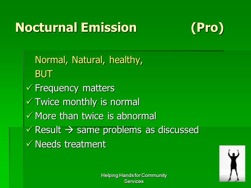 Nocturnal Emission (Pro)