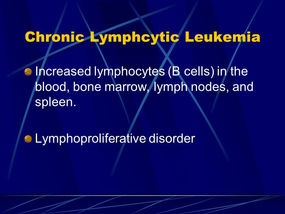 Chronic Lymphcytic Leukemia