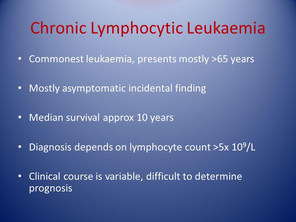 Chronic Lymphocytic Leukaemia