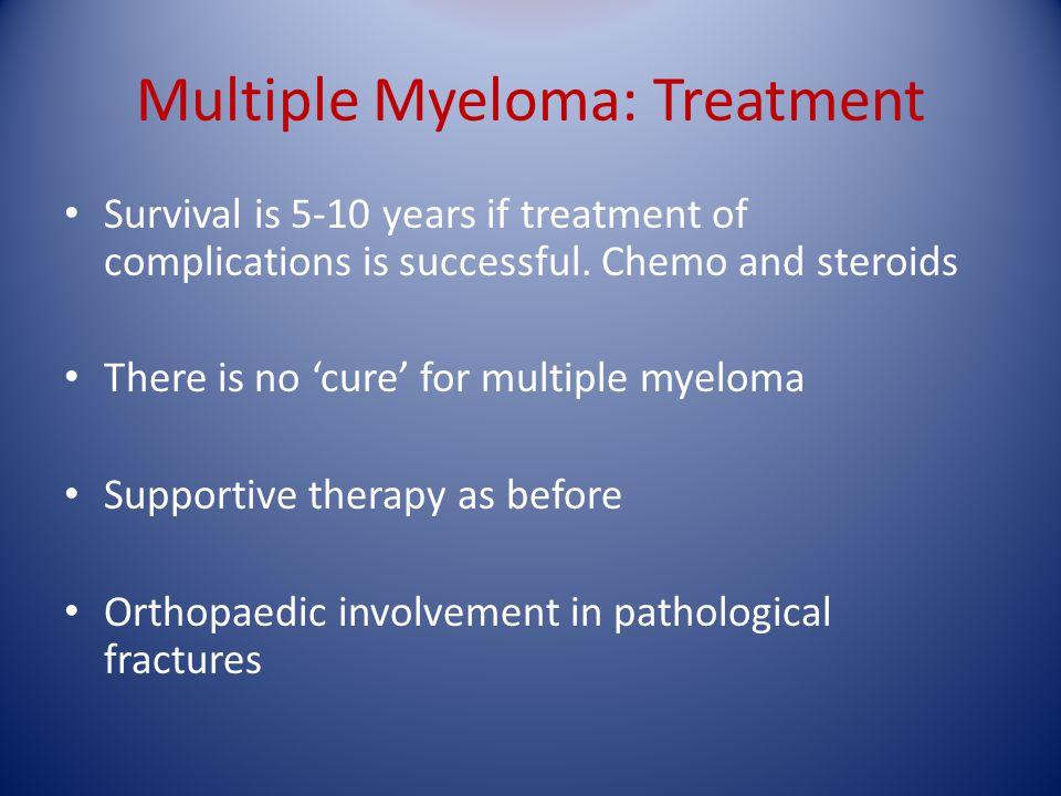 Multiple Myeloma: Treatment