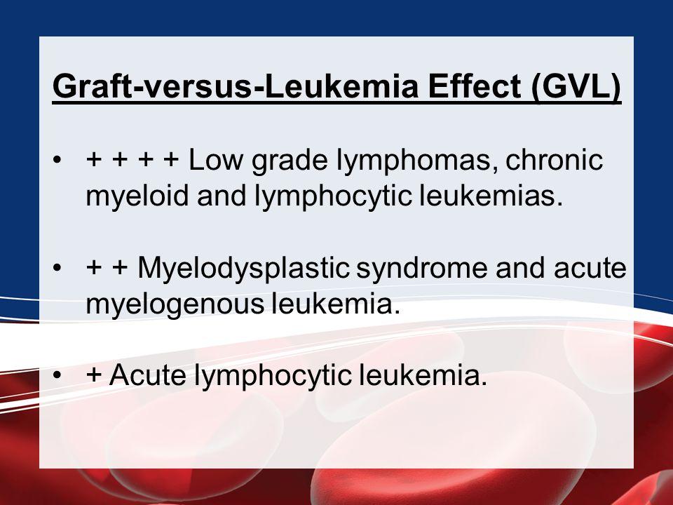 Graft-versus-Leukemia Effect (GVL)