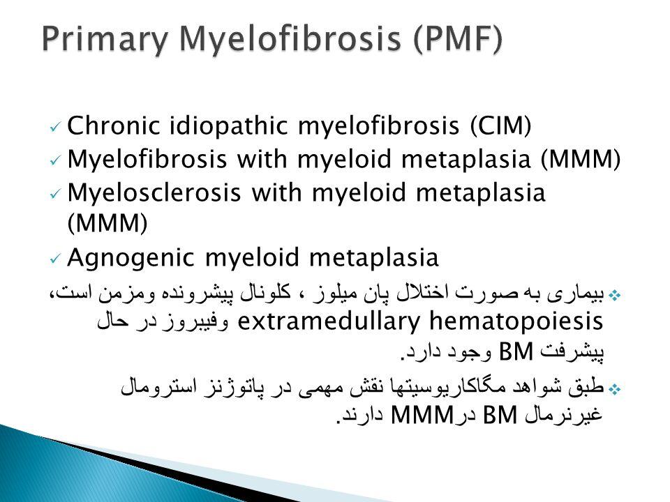 Primary Myelofibrosis (PMF)