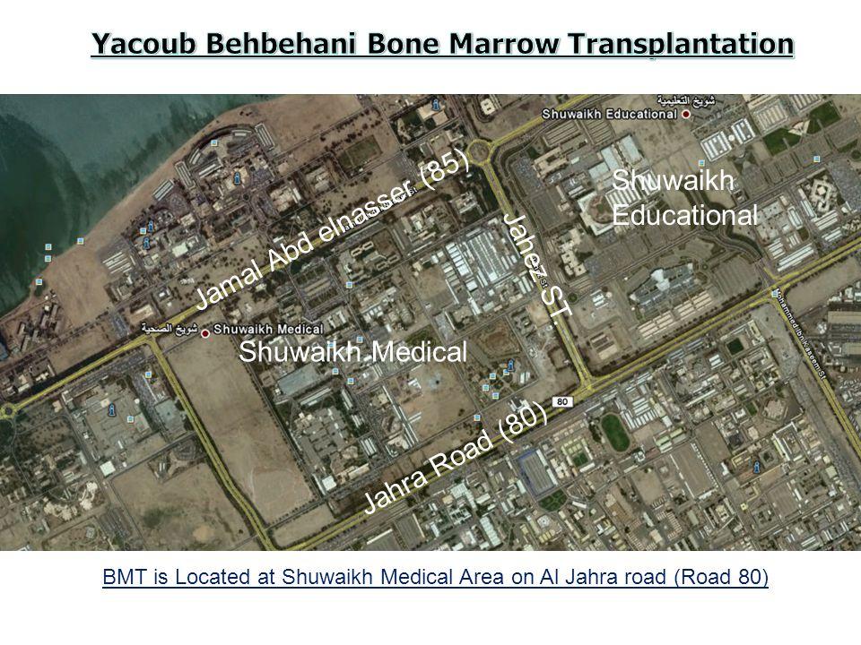 Yacoub Behbehani Bone Marrow Transplantation