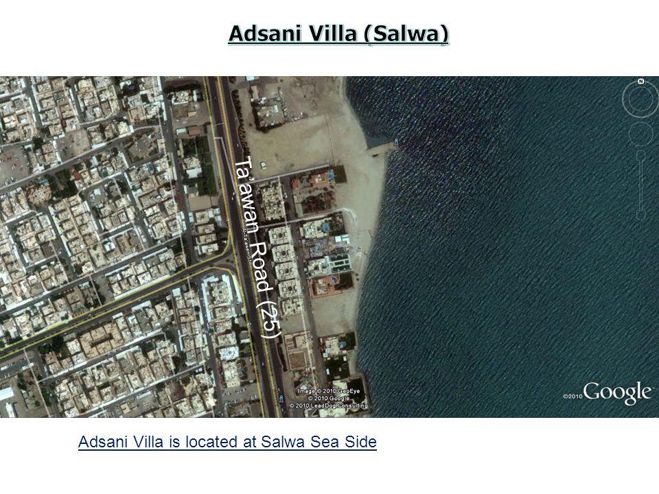 Adsani Villa (Salwa) Ta'awan Road (25)
