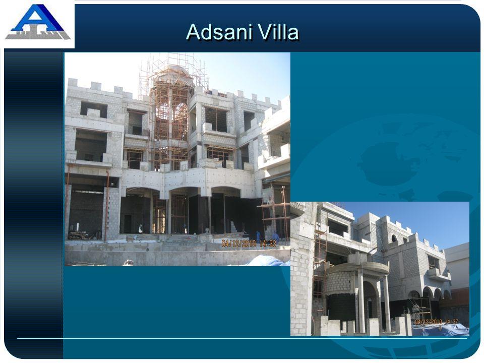 Adsani Villa