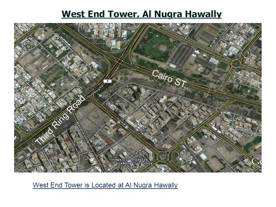 West End Tower, Al Nugra Hawally