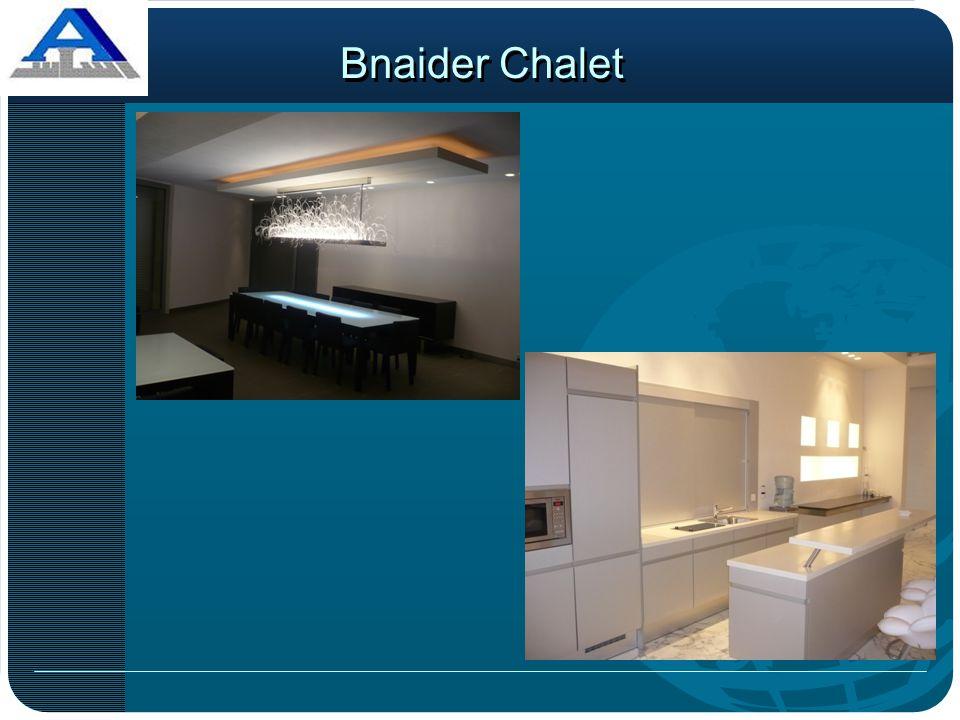 Bnaider Chalet