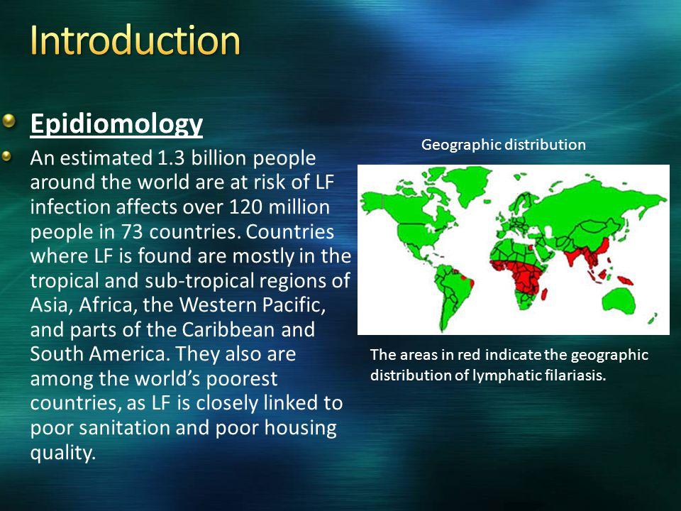 Introduction Epidiomology