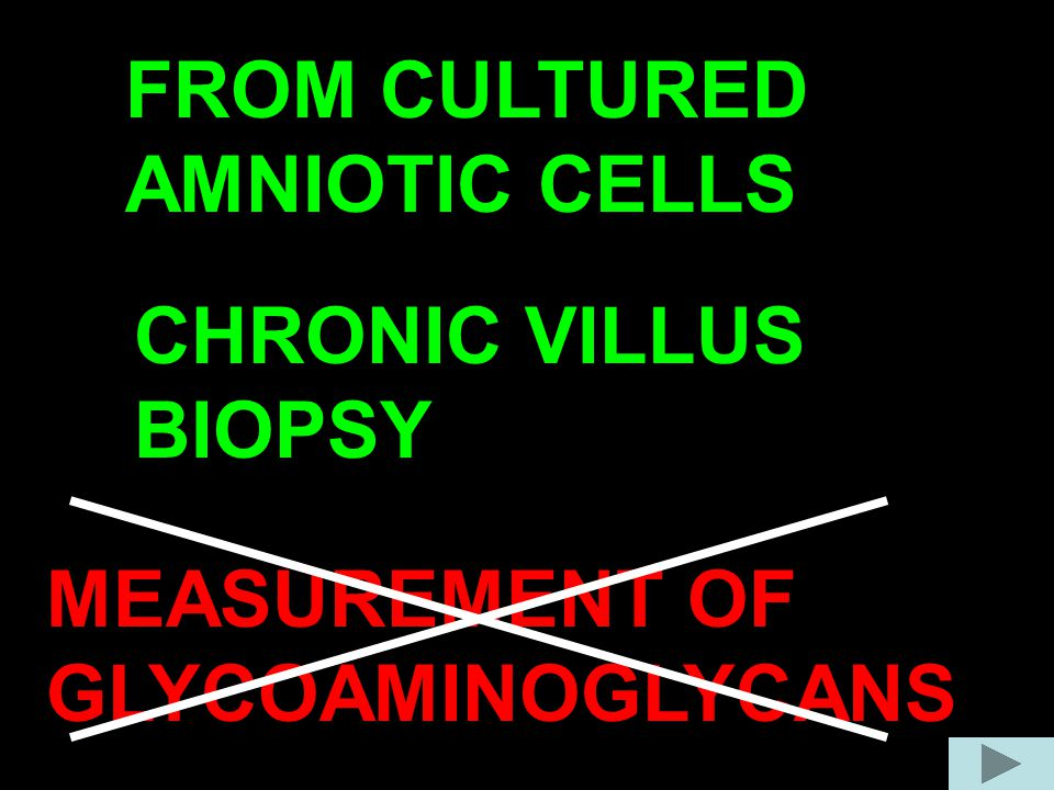 FROM CULTURED AMNIOTIC CELLS