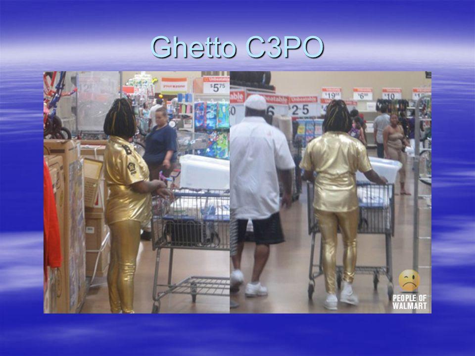 Ghetto C3PO