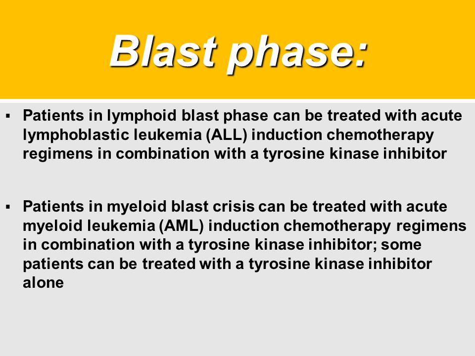 Blast phase: