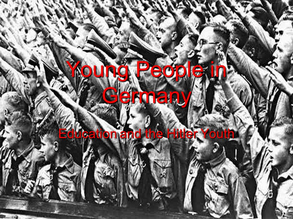 Young People in Germany