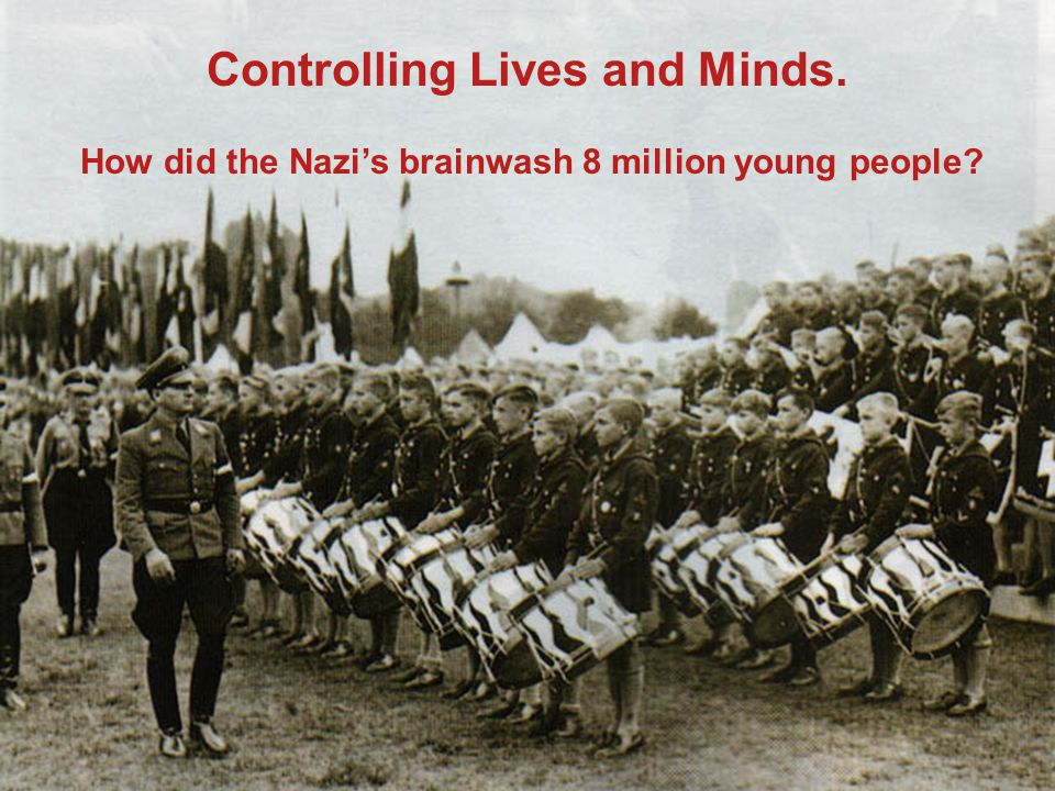 Controlling Lives and Minds
