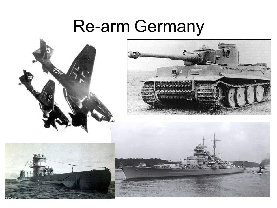 Re-arm Germany