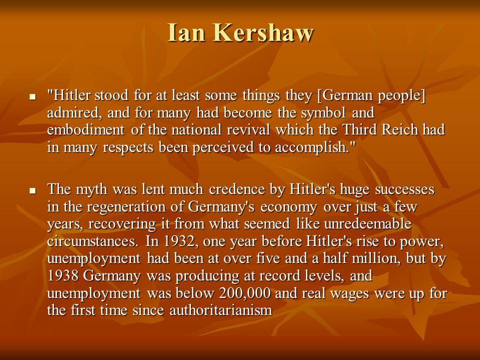 Ian Kershaw