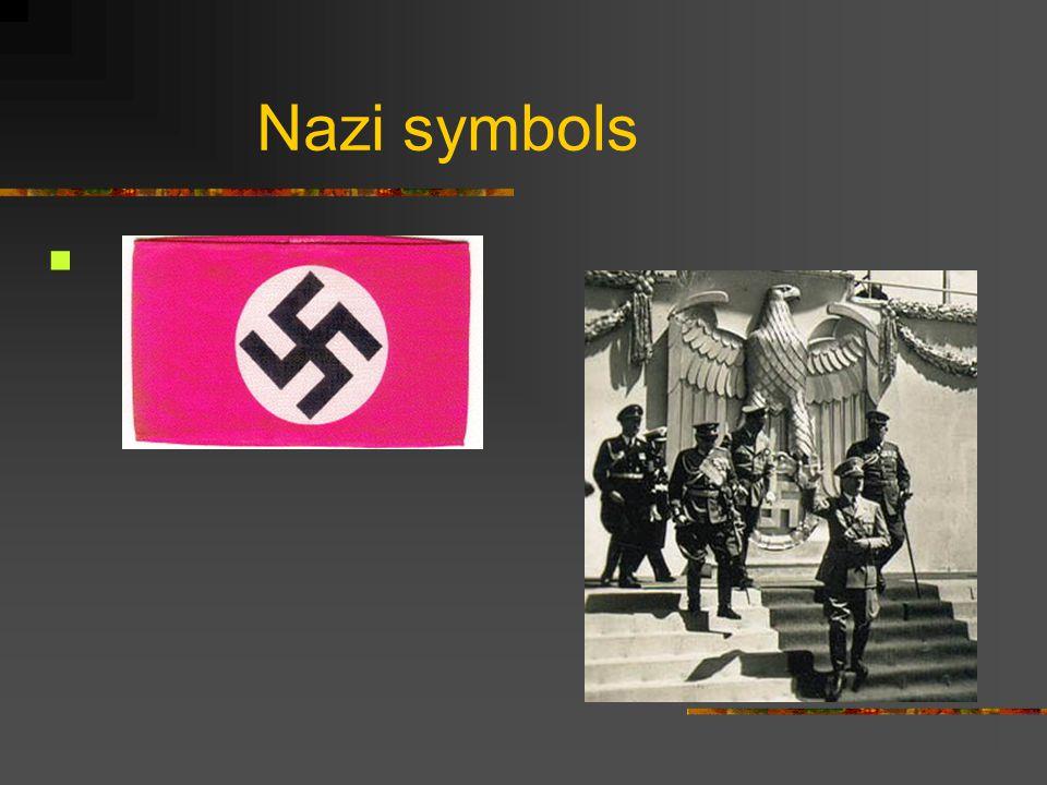 Nazi symbols