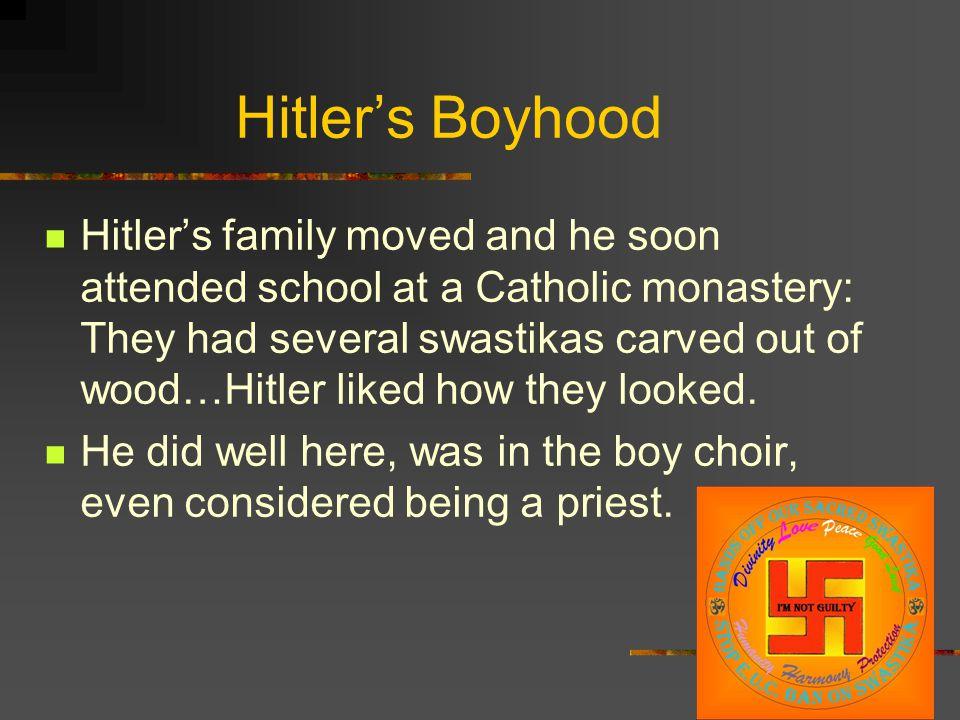 Hitler's Boyhood