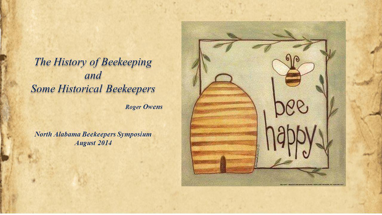 North Alabama Beekeepers Symposium