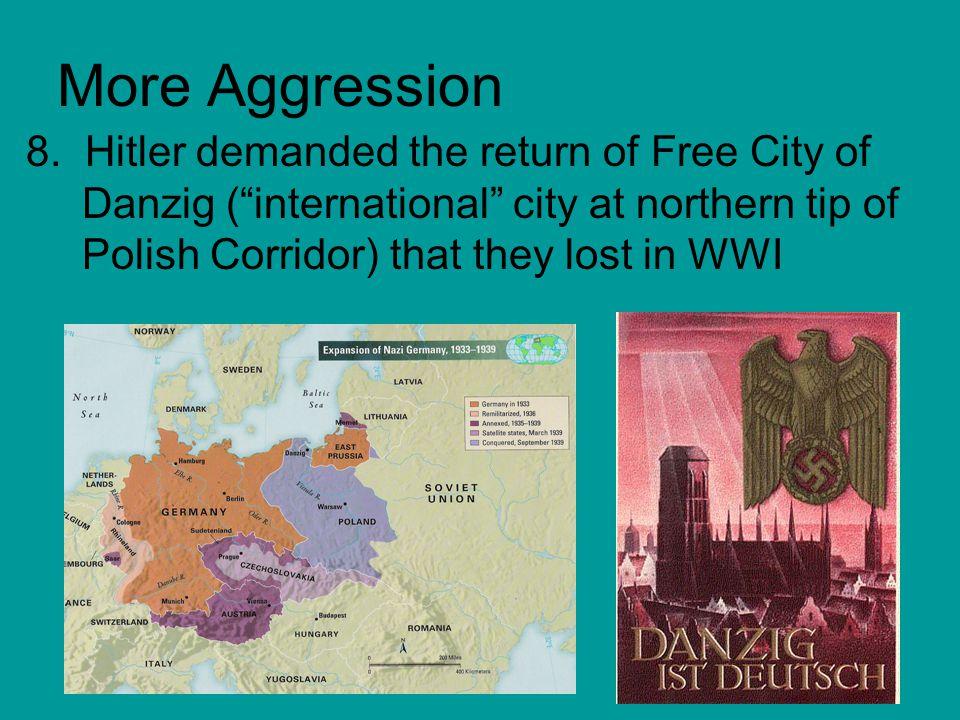 More Aggression 8.