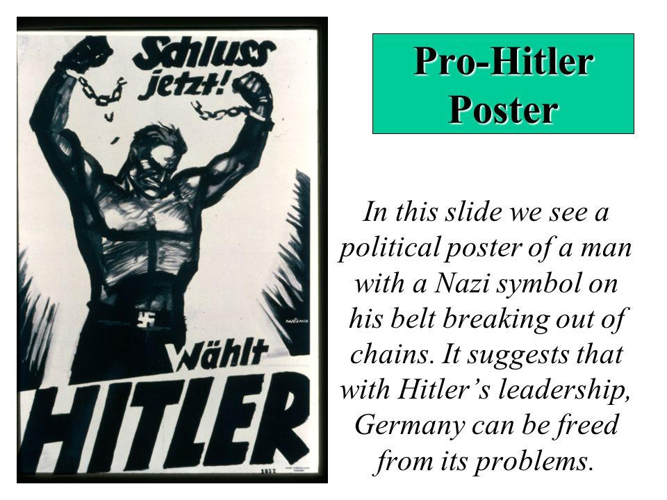 Pro-Hitler Poster