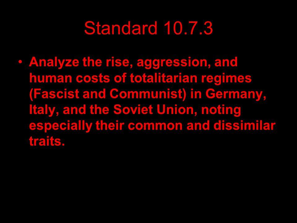 Standard 10.7.3