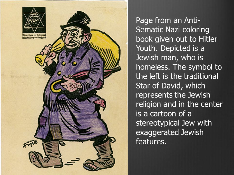 nazi propaganda thesis statement The propaganda used by the german nazi party in the years leading up to and  during adolf  the movie is done in the style of a documentary, the central  thesis being the immutable racial personality traits that characterize the jew as a .
