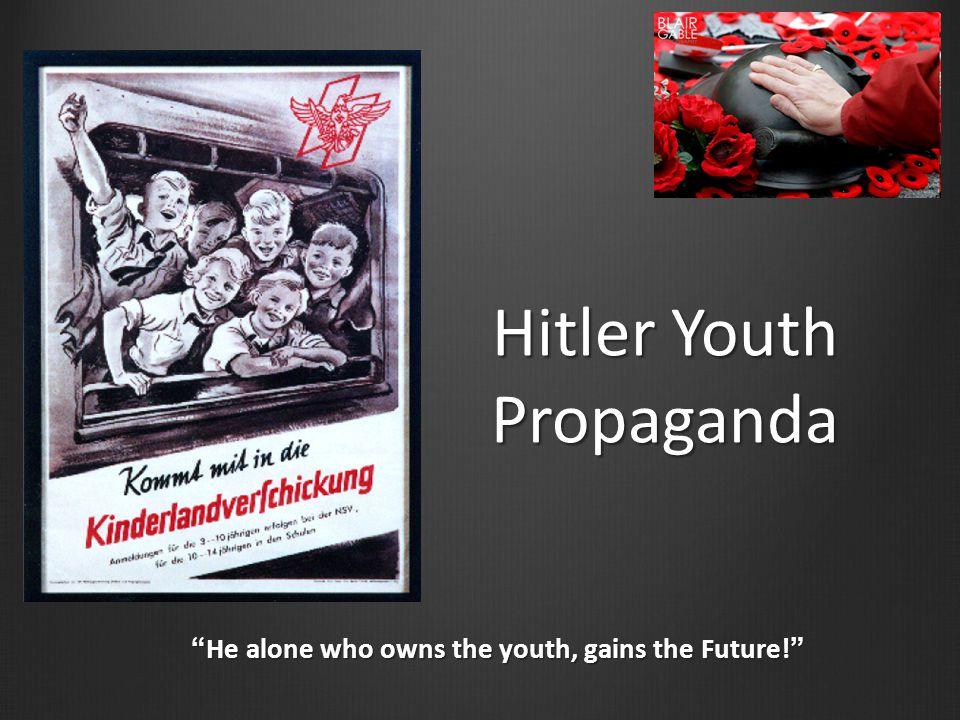 Hitler Youth Propaganda