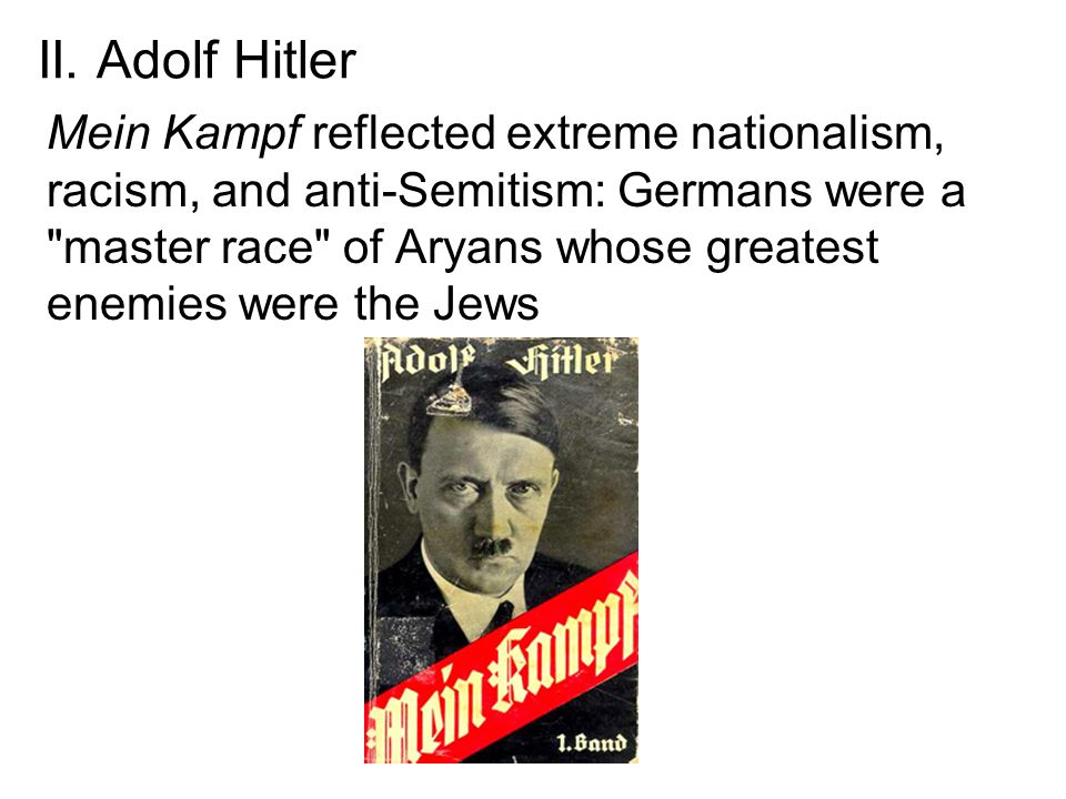 II. Adolf Hitler