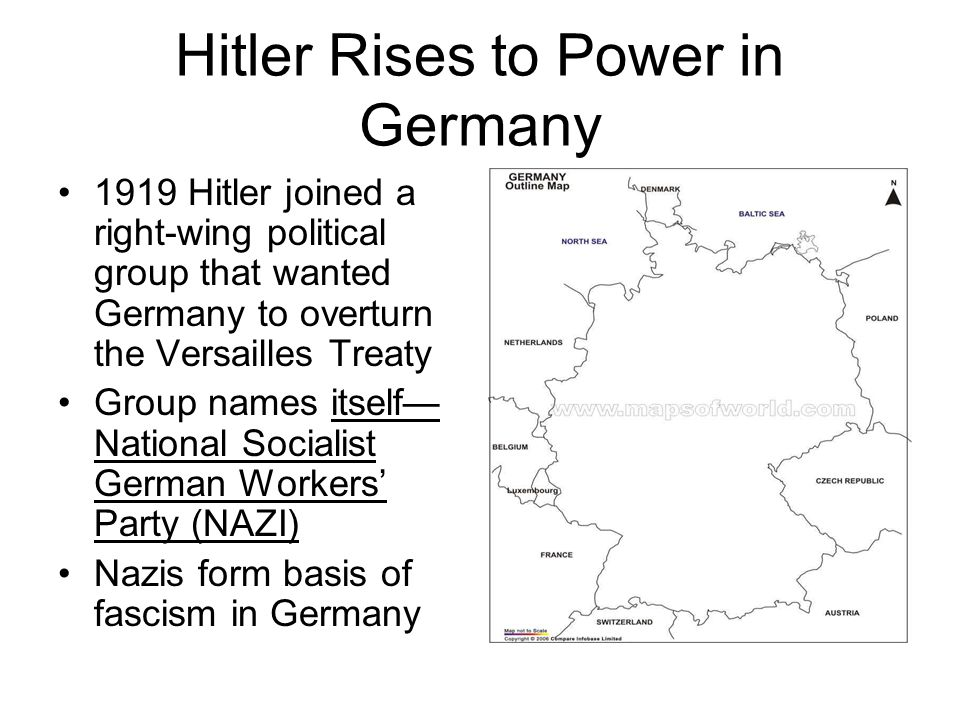 Hitler Rises to Power in Germany